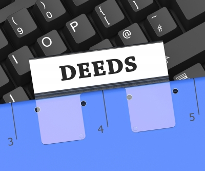 mortgage deeds image